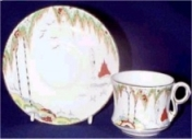 Birks Rawlins & Co. - Tableware Pattern 4763
