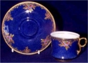 Birks Rawlins & Co. - Cup & Saucer Pattern 4821