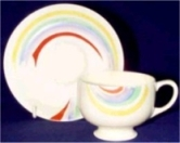 Birks Rawlins & Co. - Cup & Saucer Pattern 4940
